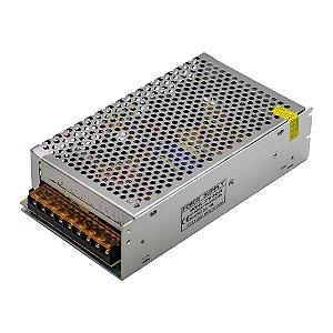 Fonte Chaveada Metal 100-240VAC 250W 24VDC 10A