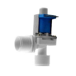 Válvula Solenoide Para Água 12VDC 90° (3/4 x 3/4) VA NA 09