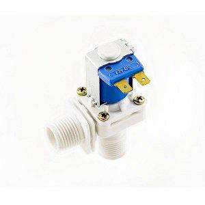 Válvula Solenoide para Água 12VDC 90° (1/2 x 1/2) VA 08