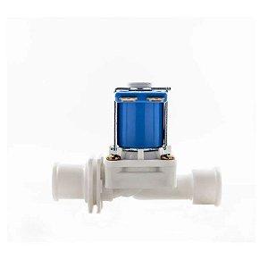 Válvula Solenoide para Água 12VDC 180° (1/4 x 1/4) VA 06