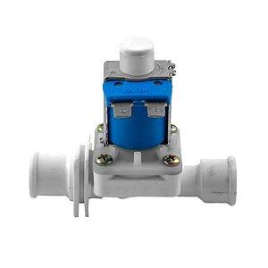 Válvula Solenoide Para Água 12VDC 180° (1/4 x 1/4) VA NA 06