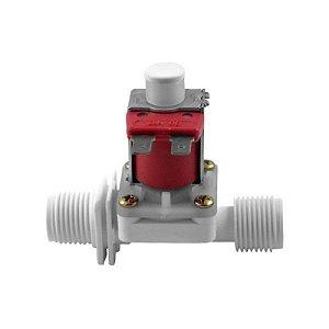 Válvula Solenoide Para Água 24VDC 180° (1/2 x 1/2) VA NA 03