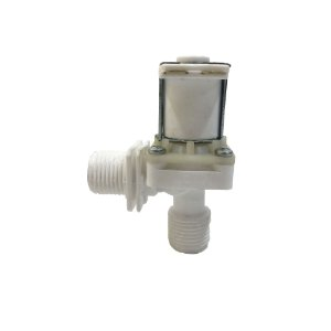 Válvula Solenoide para Água 24VDC 90° (1/2 x 1/2) VA 08