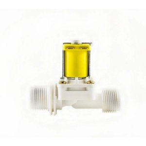 Válvula Solenoide para Água 127V 180° (1/2 x 1/2) VA 03