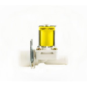 Válvula Solenoide para Água 127V 180° (3/4 x 1/2) VA 01