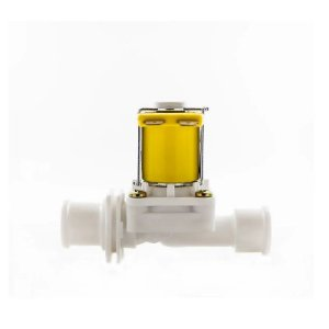 Válvula Solenoide para Água 127V 180° (1/4 x 1/4) VA 06