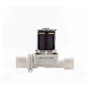 Válvula Solenoide para Água 220V 180° (1/4 x 1/4) VA 06