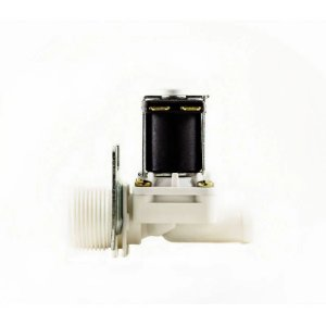 Válvula Solenoide para Água 220V 180° (3/4 x 1/2) VA 06