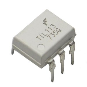 Optoacoplador TIL113
