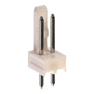 Conector KK Macho 2,54mm 2 vias