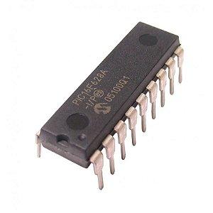 Microcontrolador PIC16F628A