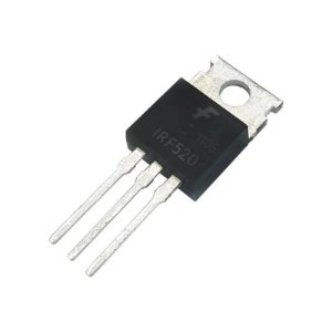 Transistor IRF520 - MOSFET de Canal N