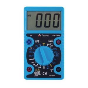 Multímetro Digital ET-1000 - Minipa