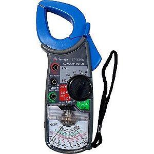 Alicate Amperímetro Analógico ET-3006A - Minipa