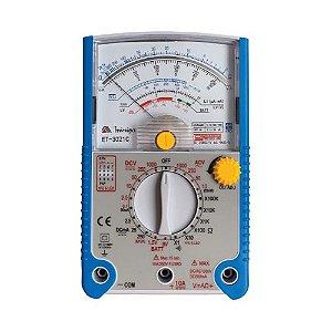 Multímetro Analógico ET-3021C - Minipa