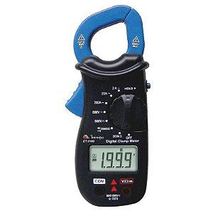 Alicate Amperímetro Digital ET-3100 - Minipa