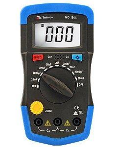 Capacímetro Digital MC-154A - Minipa