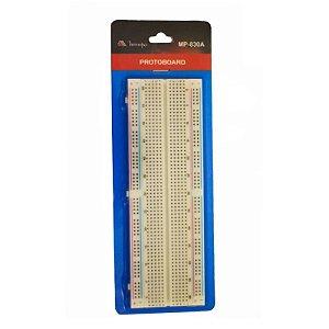Protoboard 830 Pontos - MP-830A - Minipa