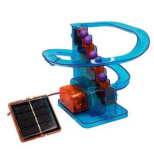 Kit Experimento Solar - Roller Coaster