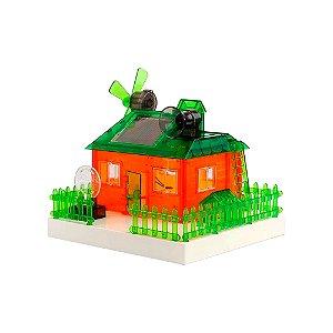 Kit Experimento Solar - Casa Conceito