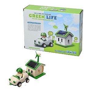 Kit Experimento Solar - Green Life
