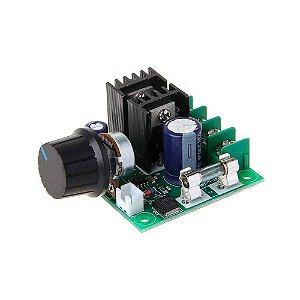 Controlador PWM XYL1610 12V a 40V 10A Motor DC Knob Plástico