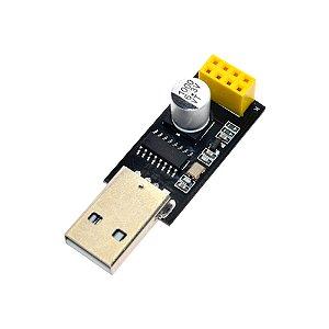 Adaptador USB para ESP8266 ESP-01 CH340