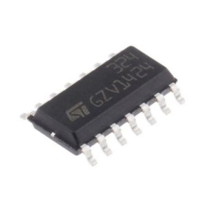 Amplificador Operacional LM324 SMD