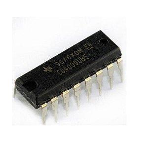 Circuito Integrado CD4009 - CMOS Buffers/Converter
