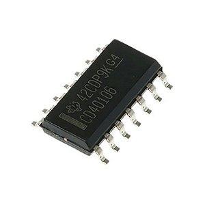 Circuito Integrado CD40106 SMD