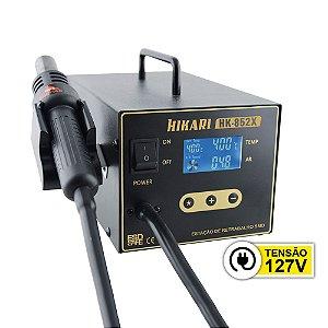 Estação de Retrabalho Digital para SMD HK-852X 127V - Hikari