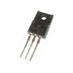 Transistor PNP TIP42C Isolado