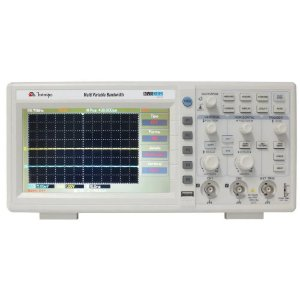 Osciloscópio Digital MVB-DSO 2 Canais 50MHz - Minipa