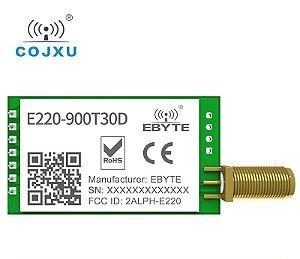 LoRa SX1276 915 MHz RF Módulo E32-900T30D (Sem Antena)