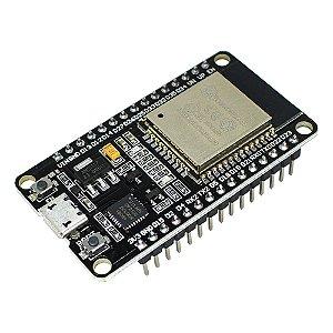 Placa ESP32 WiFi / Bluetooth DEVKit V1 30 Pinos