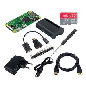 Kit Raspberry Pi Zero W
