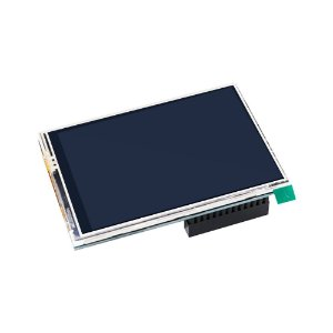 "Display LCD TFT 3.5"" 320 x 480 Touch Screen Raspberry"