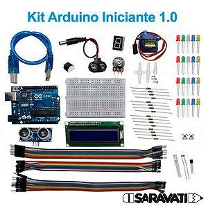 Kit Arduino Iniciante 1.0