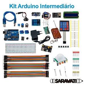 Kit Arduino Intermediário