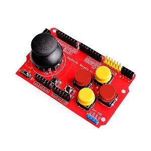 Joystick Shield Placa de Expansão Arduino V1.A