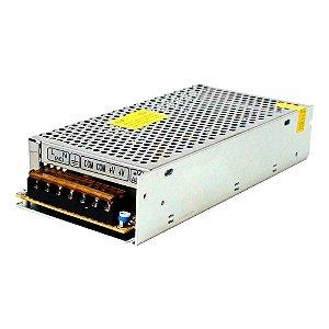 Fonte Chaveada Metal 100-240VAC 60W 12VDC 5A