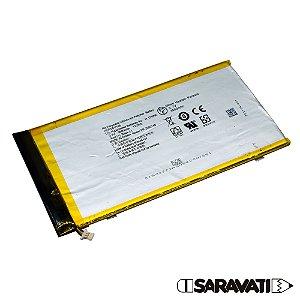 Bateria Recarregável 3,7V 3600mAh Lítio-Ion HP 8-1401