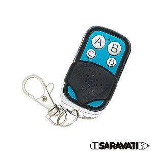 Controle Remoto 4 Canais 433MHz Sonoff 4 Botões ABCD
