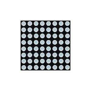 Matriz de LED 8X8 1088AS Catodo Comum LED Vermelho