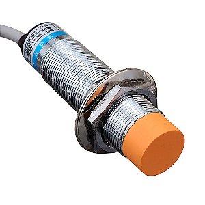 Sensor de Proximidade Capacitivo LJC18A3-B-J/EZ AC 90V 250V NO