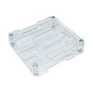 Case Acrílico Transparente UAC01 Arduino Uno R3