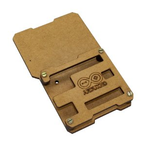 Case MDF UCPMDF01 Protobase Arduino Uno R3