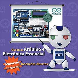 Curso de Arduino e Eletrônica Essencial