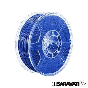 Filamento Impressoras 3D PLA 500g 1,75mm Azul Escuro