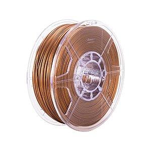 Filamento Impressoras 3D PLA 500g 1,75mm Dourado